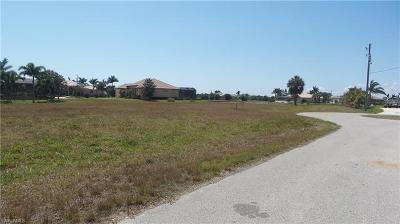Punta Gorda Residential Lots & Land For Sale: 24375 Belize Ct