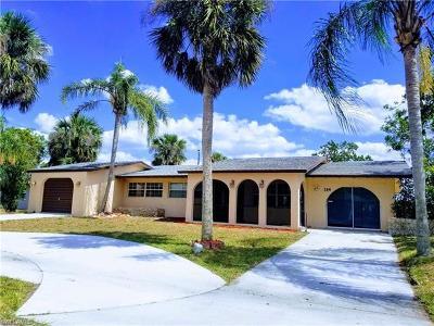 Lehigh Acres FL Single Family Home For Sale: $209,000