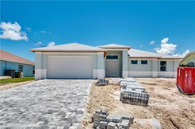 Cape Coral Single Family Home For Sale: 2823 SW 46th Ter