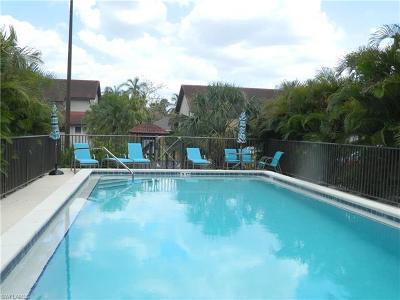 Bonita Springs Condo/Townhouse For Sale: 9831 Alabama St #6