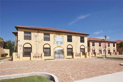 Cape Coral FL Condo/Townhouse For Sale: $155,000