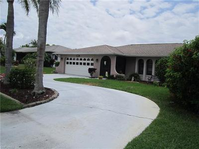 Cape Coral FL Single Family Home For Sale: $289,900