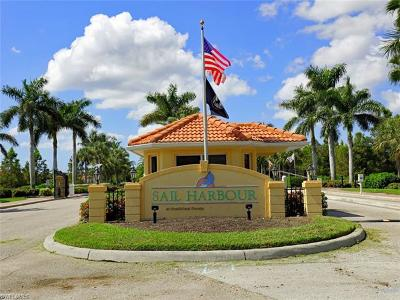 Fort Myers Condo/Townhouse For Sale: 9807 Solera Cove Pointe #104