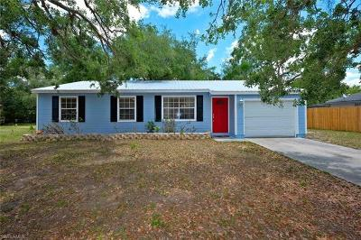 Labelle Single Family Home For Sale: 4058 E Sunflower Cir
