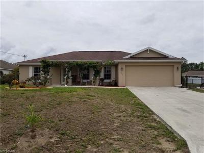 Lehigh Acres FL Single Family Home For Sale: $199,900