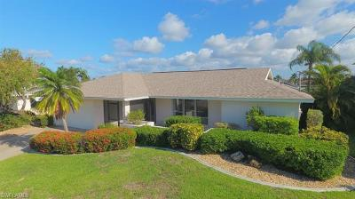 Cape Coral FL Single Family Home For Sale: $529,775