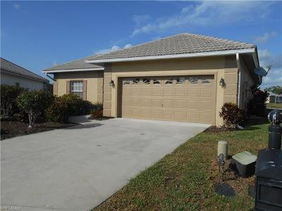 Collier County Single Family Home For Sale