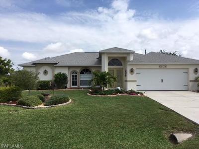 Cape Coral FL Single Family Home For Sale: $222,900