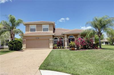 Fort Myers Single Family Home For Sale: 12353 Crooked Creek Ln