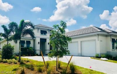 Fort Myers Single Family Home For Sale: 17275 Hidden Estates Cir