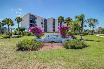 Marco Island Condo/Townhouse For Sale: 741 S Collier Blvd #301