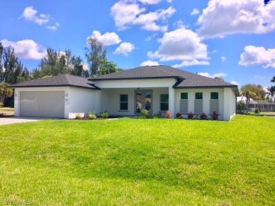 Cape Coral FL Single Family Home For Sale: $425,000