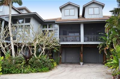 Sanibel, Captiva Condo/Townhouse For Sale: 370 Townhouse Lane #61