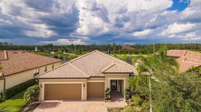 Estero Single Family Home For Sale: 13512 Villa Di Preserve Ln