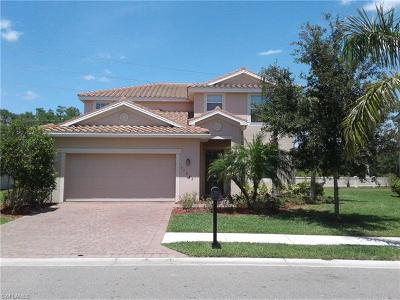 Lehigh Acres Single Family Home For Sale: 11683 Eros Rd