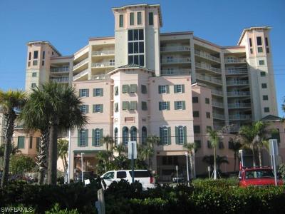 Fort Myers Beach Condo/Townhouse For Sale: 200 Estero Blvd #201