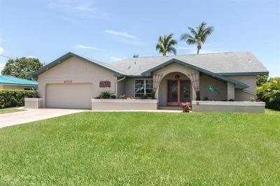 Cape Coral, Matlacha, North Fort Myers Single Family Home For Sale: 5355 Colonade Ct
