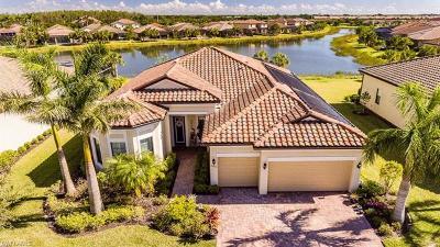 Estero Single Family Home For Sale: 20079 Eagle Stone Dr