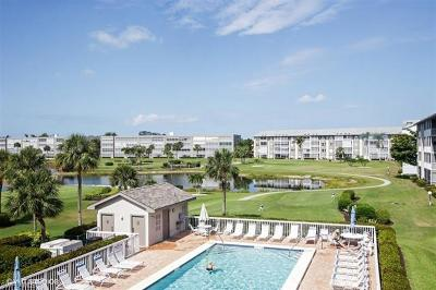 Fort Myers Condo/Townhouse For Sale: 14911 Hole In One Cir #309- Tur