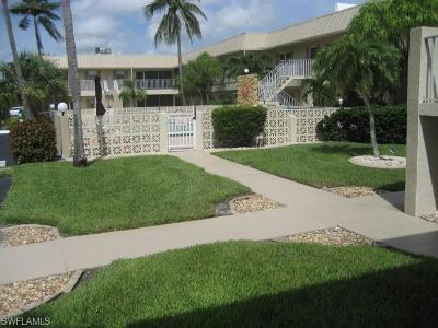 Cape Coral, North Fort Myers, Fort Myers Condo/Townhouse For Sale: 909 SE 46th Ln #214