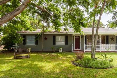 Single Family Home For Sale: 3221 McGregor Blvd