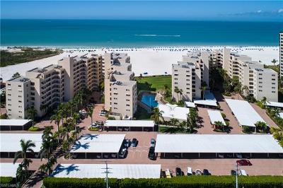 Fort Myers Beach Condo/Townhouse For Sale: 6662 Estero Blvd #B410