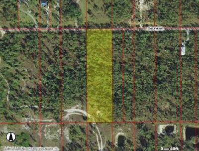Naples Residential Lots & Land For Sale: 50th Ave NE