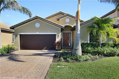 Bonita Springs Single Family Home For Sale: 26111 Grand Prix Dr