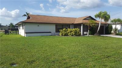 Cape Coral, Matlacha, North Fort Myers Single Family Home For Sale: 1421 SE 17th St