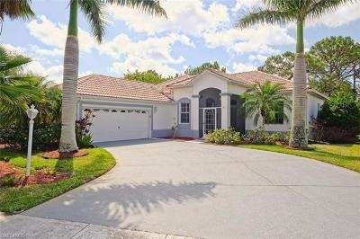 North Fort Myers Single Family Home For Sale: 2210 Faliron Rd