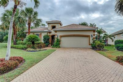 Bonita Springs Single Family Home Pending With Contingencies: 12961 Silverthorn Ct