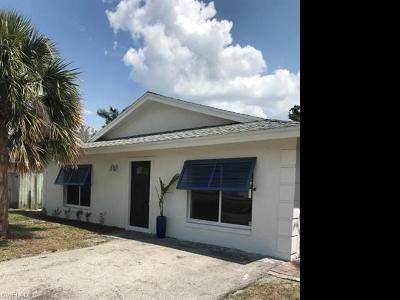 Naples Single Family Home For Sale: 560 107th Ave N