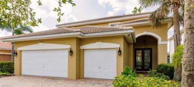 Fort Myers Single Family Home For Sale: 6530 Plantation Preserve Cir N