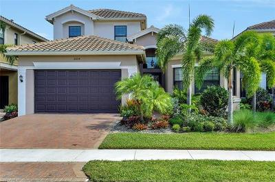 Naples Single Family Home For Sale: 2854 Cinnamon Bay Cir