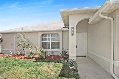 Cape Coral Single Family Home For Sale: 2931 NW 9th Ter