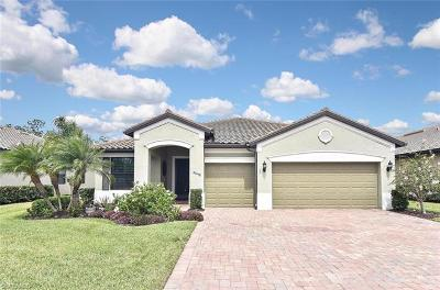 Estero Single Family Home For Sale: 20458 Black Tree Ln