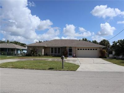 Fort Myers FL Single Family Home For Sale: $350,000
