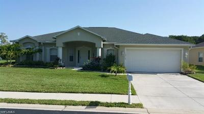 Fort Myers Single Family Home For Sale: 15719 Sunny Crest Ln
