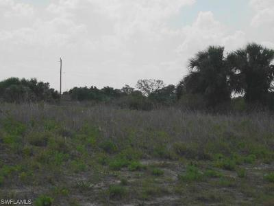 Labelle FL Residential Lots & Land For Sale: $8,990