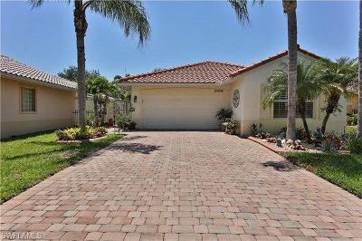 Estero Single Family Home Pending With Contingencies: 20006 Breezeway Ct