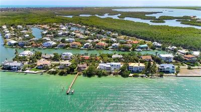 Sanibel Single Family Home For Sale: 1540 San Carlos Bay Dr