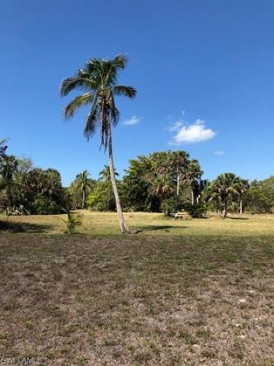 Sanibel Residential Lots & Land For Sale: 9345 Dimmick Dr