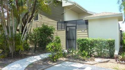 Fort Myers Condo/Townhouse For Sale: 8383 S Haven Ln