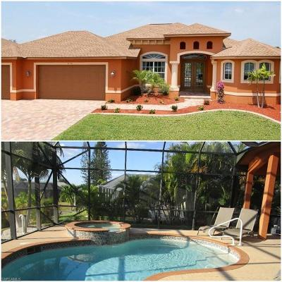 Cape Coral Single Family Home For Sale: 610 SW 4th Ct