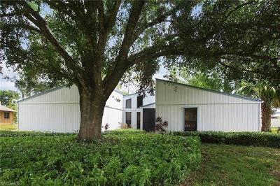 North Fort Myers Single Family Home For Sale: 7452 Dana Lin Cir