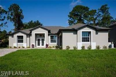Lehigh Acres Single Family Home Pending With Contingencies: 5538 Burr St