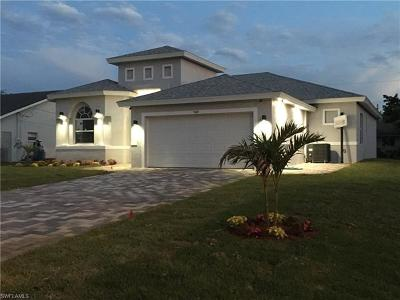 Fort Myers Single Family Home For Sale: 9140 Caloosa Rd