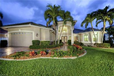 Cape Coral Single Family Home For Sale: 1509 SW 57th Ter
