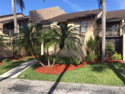 North Fort Myers Condo/Townhouse For Sale: 15464 Admiralty Cir #8