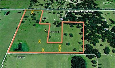 Residential Lots & Land For Sale: 1852 Marshall Field Rd